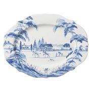 Juliska - Country Estate Delft Stable Serving Platter 38cm