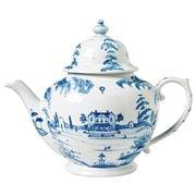 Juliska - Country Estate Delft Main House Teapot 31cm