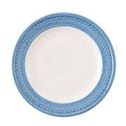Juliska - Le Panier Blue & White Dinner Plate 29cm