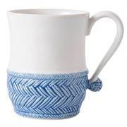 Juliska - Le Panier Blue & White Mug 470ml