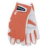 A.Trends - Garden Gloves Sprout Terracotta