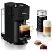 Nespresso - Vertuo Next & Aeroccino3 Matte Black