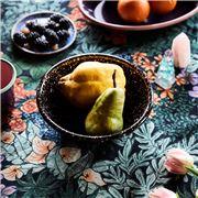 Kip & Co - Atrium Linen Tablecloth One Size
