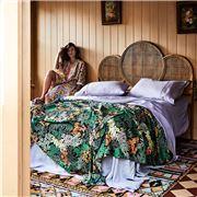 Kip & Co - Atrium Cotton Flat Sheet Queen