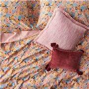 Kip & Co - Autumn Pollen Cotton Fitted Sheet Queen