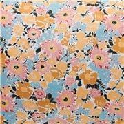 Kip & Co - Autumn Pollen Cotton Flat Sheet Double