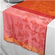 Garnier-Thiebaut - Ombelles Rose Table Runner 54x180cm