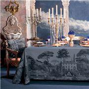 Garnier-Thiebaut - Palazzina Crepuscule Tablecloth 174x254cm