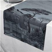 Garnier-Thiebaut - Palazzina Table Runner Crepuscule 54x180