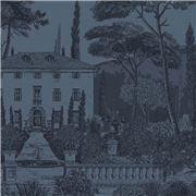 Garnier-Thiebaut - Palazzina Napkin Crepuscule 54x54cm