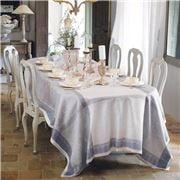 Garnier-Thiebaut - Symphonie Nuage Tablecloth 174x304cm