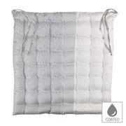 Garnier-Thiebaut - Mille Matieres Chair Cushion 38x38cm