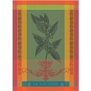 Garnier-Thiebaut - Brin De Laurier Tea Towel Fiesta 56x77