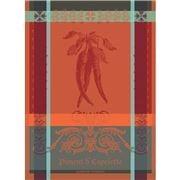 Garnier-Thiebaut - Piment D' Espelette Tea Towel 56x77cm