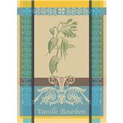 Garnier-Thiebaut - Vanille Bourbon Tea Towel Eden 56x77cm