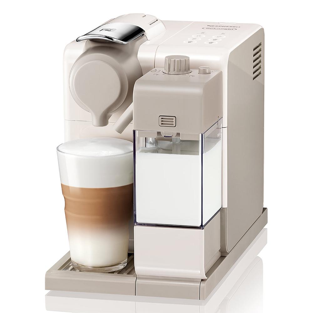 Delonghi Nespresso Lattissima Touch Coffee Machine White Peters