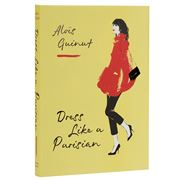 Book - Dress Like A Parisian
