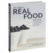 Book - Dr Libby's Real Food Kitchen