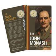 RA Mint - Sir John Monash 2018 $1 Uncirculated Coin