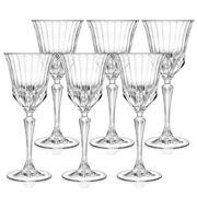 RCR Crystal - Adagio Red Wine Goblet Set 6pce 280ml