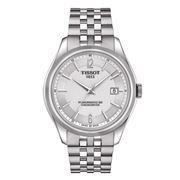 Tissot - Ballade Powermatic 80 COSC Stainless Steel Watch