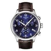 Tissot - Chrono XL Classic Brown Strap Chronograph 45mm