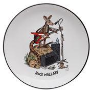 Squidinki - Rock Wallaby Canape Plate