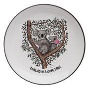 Squidinki - Koalas In A Gum Tree Canape Plate