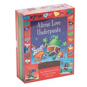 Book - The Underpants Board Book Slipcase