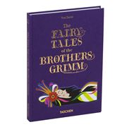 Book - The Fairy Tales Of The Brothers Grimm
