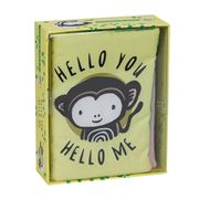 Book - Hello You Hello Me A Soft Daytime Book With Mirrors