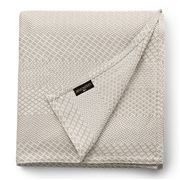 Lexington - Structured Cotton Bedspread Beige 160x240cm
