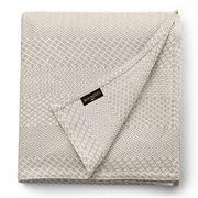 Lexington - Structured Cotton Bedspread Beige 260x240cm
