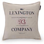 Lexington - Classic Graphic Sham Beige 50x50cm