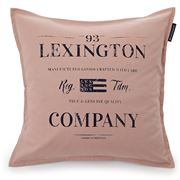 Lexington - Classic Graphic Sham Pink 50x50cm