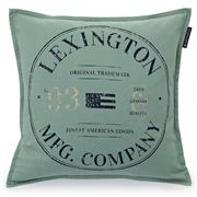 Lexington - Classic Graphic Sham Green 50x50cm