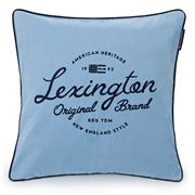 Lexington - Classic Graphic Sham Blue 50x50cm