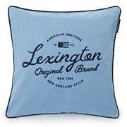 Lexington - Classic Graphic Sham Blue 50x50cm