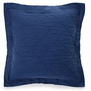 Lexington - Quilt Sham Blue 65x65cm