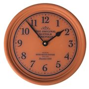 Henry Watson - Original Suffolk Terracotta Clock