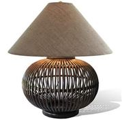 Stuart Membery Home - Molokai Table Lamp Dark Brown