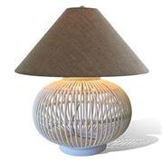 Stuart Membery Home - Molokai Table Lamp White
