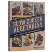 Book - Slow Cooker Vegetarian