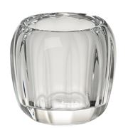 V&B - Coloured Delight Tealight Holder Clear Small