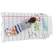 Eat Sleep Doodle - Doodle Duvet Single