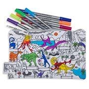 Eat Sleep Doodle - Dinosaur Pencilcase