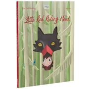 Book - Die Cut Little Red Riding Hood Book