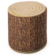 Kathe Kruse - Woodsland Bean Bag Wooden Log