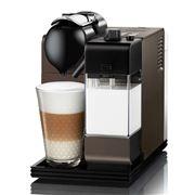 Delonghi - Nespresso Lattissima Plus Brown Coffee Machine