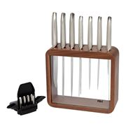 Furi - Pro Vault Knife Block Set 9pce